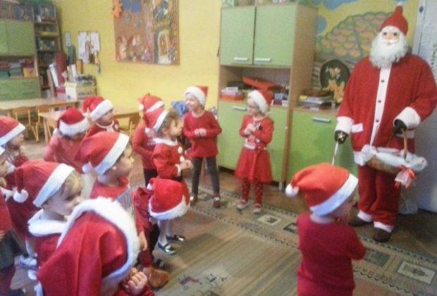 Mikołaj u Kaczuszek 2