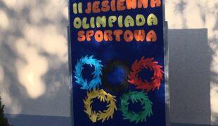 II Jesienna Olimpiada Sportowa