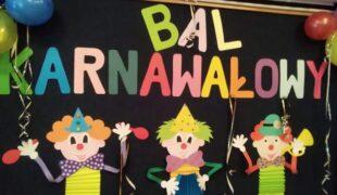 Więcej o: Bal Karnawałowy w przedszkolu