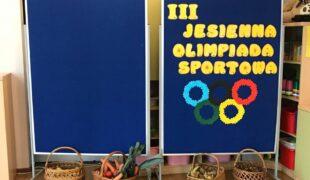 Więcej o: III Jesienna Olimpiada Sportowa